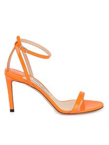 Jimmy Choo - Minny 85 sandals in neon orange