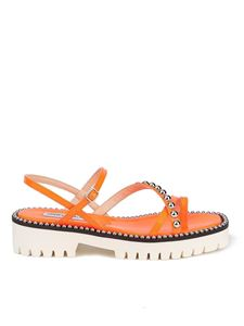 Jimmy Choo - Desi sandals in orange