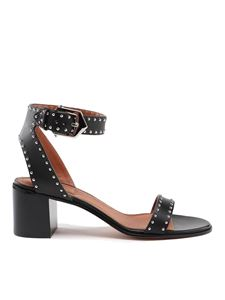 Givenchy - Studded sandals in black