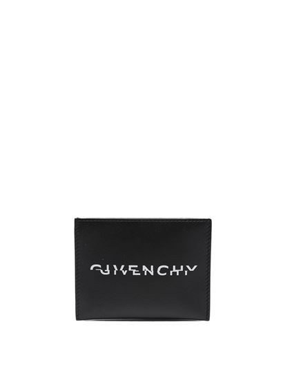 Givenchy - Logo print card holder