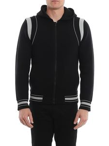 Givenchy - Wool hooded jacket