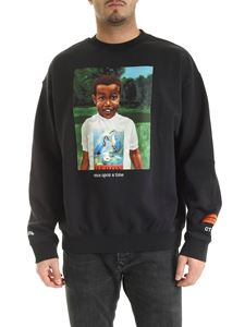 Heron Preston - Baby Heron sweatshirt in black