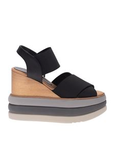 Paloma Barceló - Bandon sandals in black