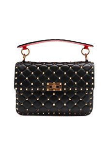 Valentino - Rockstud Spike.It medium handbag