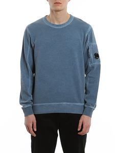CP Company - Stonewashed cotton sweatshirt