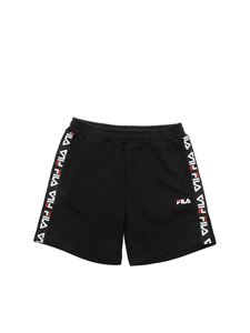 Fila - Tappen bermuda in black