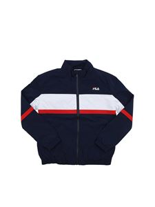 Fila - Kayan jacket in blue