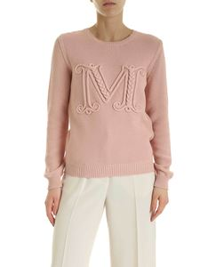 Max Mara - Gala pullover in antique pink