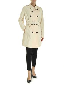 RRD Roberto Ricci Designs - City trench coat in ivory