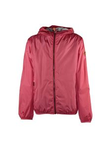 Save the duck - Hoodie jacket in pink