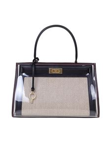 Tory Burch - Lee Radziwill bag with rain cover
