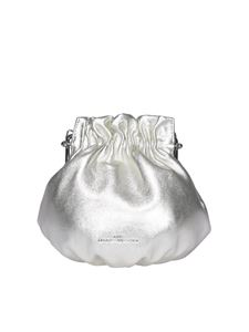 Marc Jacobs  - The Soirée bag in silver
