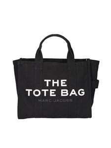 Marc Jacobs  - The Small Traveller tote in black