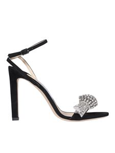 Jimmy Choo - Thyra 10 sandals in black