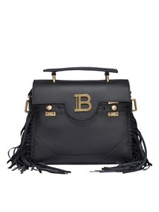 Balmain - B-Buzz 23 shoulder bag in black