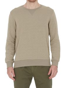 Dondup - Sweatshirt in melange grey