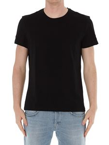 Balmain - 3D logo cotton T-shirt
