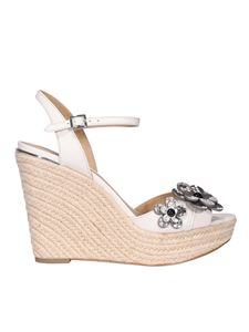 Michael Kors - Flora wedge sandals