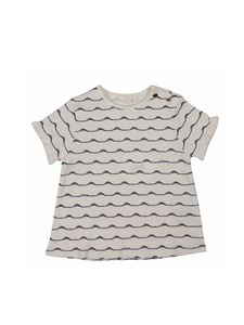 Chloé - Waves T-shirt in white