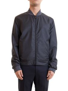 Corneliani - Reversible leather jacket