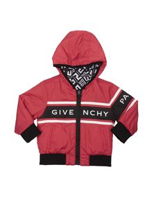 Givenchy - Red windbreaker
