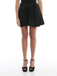 Pinko - Arbegas 1 mini skirt in black