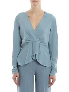 Pinko - Wurstel blouse in light blue