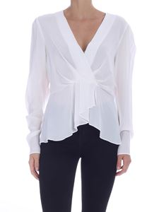 Pinko - Wurstel blouse in white