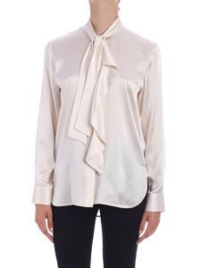 Paul Smith - Silk shirt in nude color