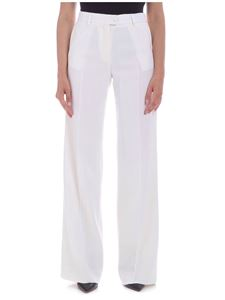 Paul Smith - Palazzo pants in ivory color
