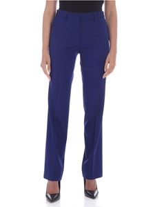 Paul Smith - Cool wool pants in blue