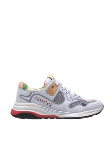 Gucci - Ultrapace sneakers in silver