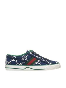 Gucci - Tennis 1977 sneakers in blue