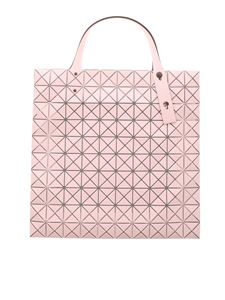 BAO BAO Issey Miyake - Prism Frost tote in pink