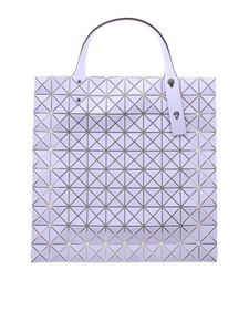 BAO BAO Issey Miyake - Prism Frost tote in lilac