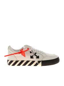 Off-White - Low Vulcanized sneakers in white