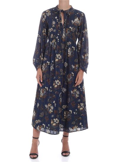 Sea New York - Pascale dress in blue