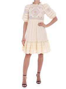 Sea New York - Talitha dress in ivory color