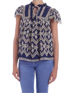 Sea New York - Zippy blouse in blue