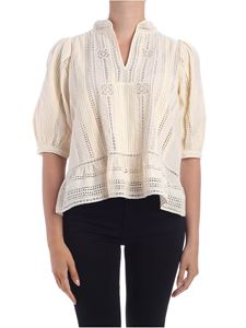 Sea New York - Talitha blouse in cream color
