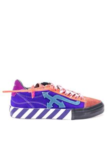 Off-White - Sneakers Arrow Low Vulcanized multicolor