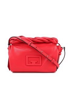 Givenchy - ID93 leather bag in red