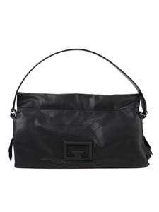 Givenchy - ID93 large leather bag in black