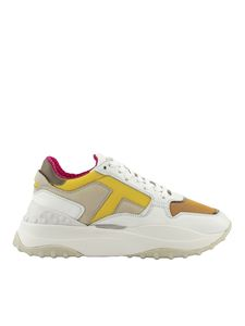 Tod's - Multicolor leather sneakers