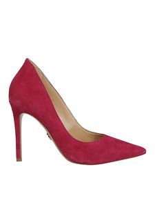 Michael Kors - Keke suede pumps