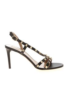 Valentino - Rockstuds sandals in black