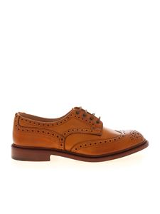 Tricker's - Bourton derby in brown