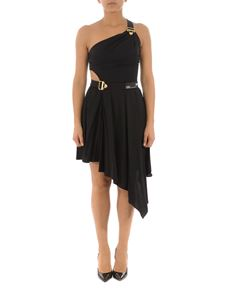 Versace Jeans Couture - Knee-length dress in black