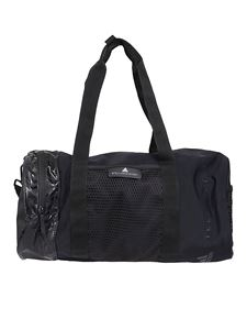 Adidas by Stella McCartney - Round duffle bag in black