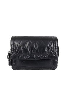 Marc Jacobs  - The Mini Pillow bag in black